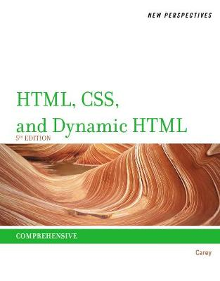 New Perspectives on HTML, CSS, and Dynamic HTML (Paperback)
