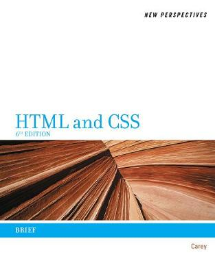 New Perspectives on HTML and CSS: Brief (Paperback)