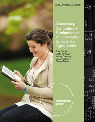 Discovering Computers: Fundamentals (Paperback)