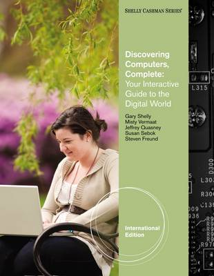 Discovering Computers: Complete (Paperback)