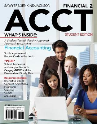 Financial ACCT2 (with CengageNOW, 1 term Printed Access Card)