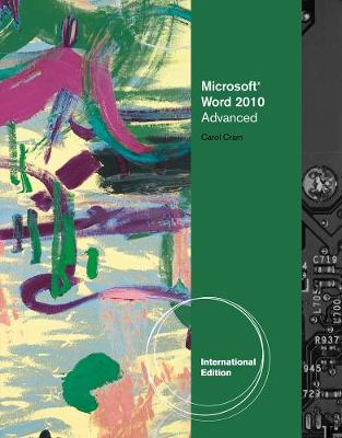 Illustrated Course Guide: Microsoft (R) Office Word 2010 Advanced, International Edition (Paperback)