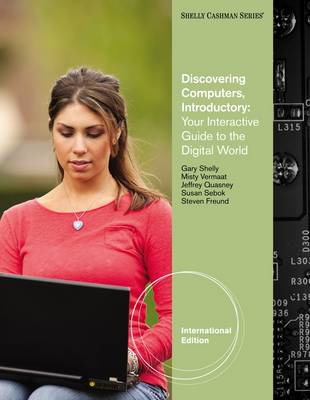 Discovering Computers: Introductory (Paperback)