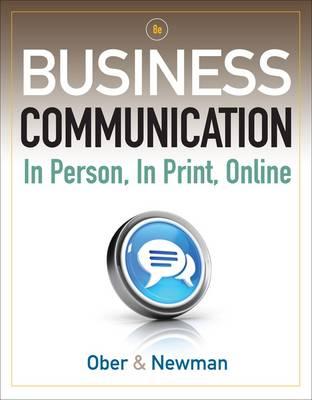 Comtemporary Business Communication (Hardback)