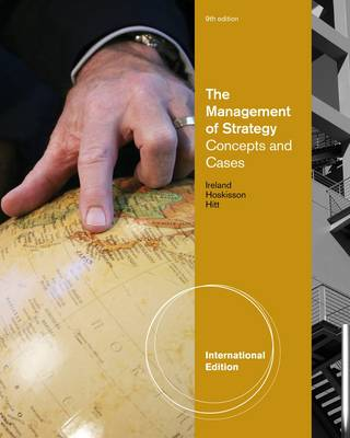 The Management Of Strategy Concepts And Cases