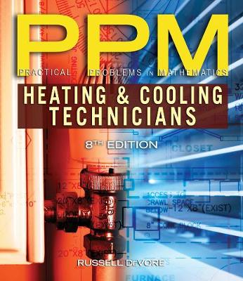 Practical Problems in Mathematics for Heating and Cooling Technicians (Paperback)