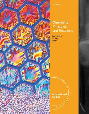 Chemistry: Principles and Reactions, International Edition (Paperback)