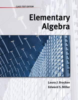 Elementary Algebra (Paperback)