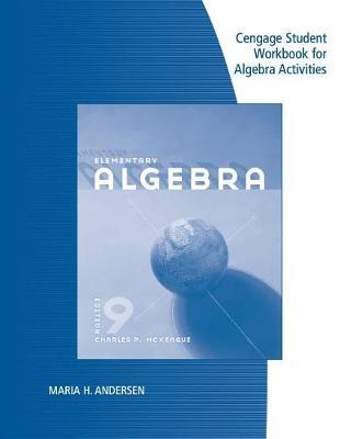 Student Workbook for McKeague's Elementary Algebra, 9th (Paperback)