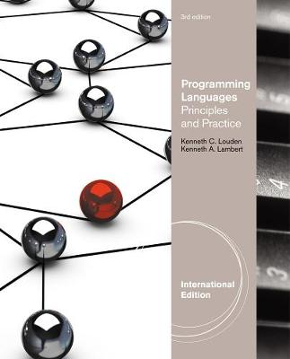 Programming Languages: Principles and Practices, International Edition (Paperback)