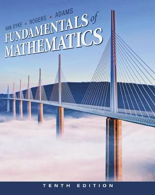 Cengage Advantage Books: Fundamentals of Mathematics