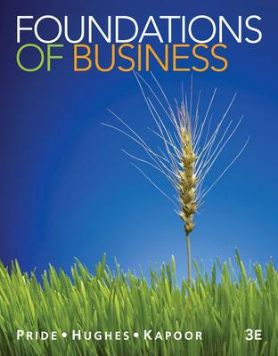 Foundations of Business (Paperback)
