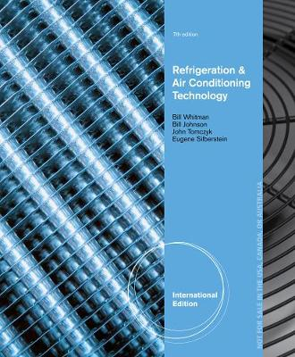 Refrigeration and Air Conditioning Technology, International Edition (Paperback)