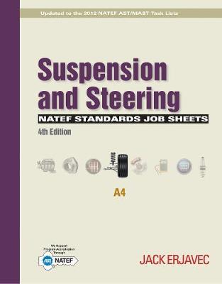 NATEF Standards Job Sheets Area A4 (Paperback)