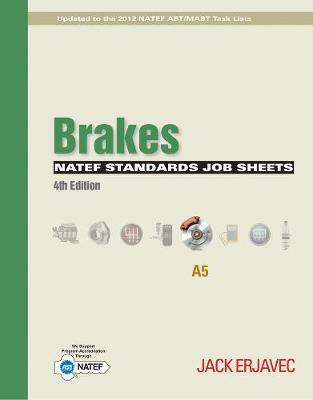NATEF Standards Job Sheets Area A5 (Paperback)