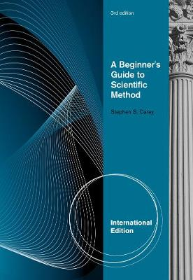 A Beginner's Guide to Scientific Method, International Edition (Paperback)