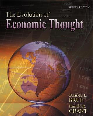 The Evolution of Economic Thought (with Economic Applications and InfoTrac 2-Semester Printed Access Card)