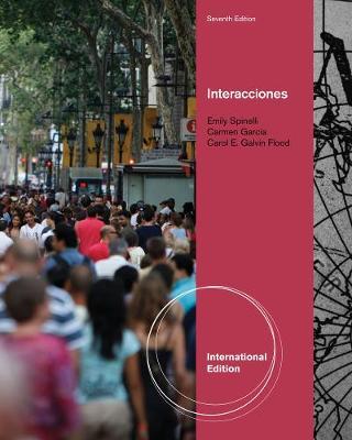 Interacciones, International Edition (Paperback)