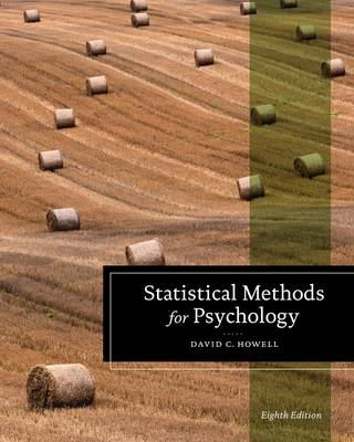 Statistical Methods for Psychology (Hardback)