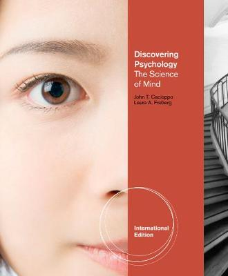 Discovering Psychology: The Science of Mind, International Edition (Paperback)