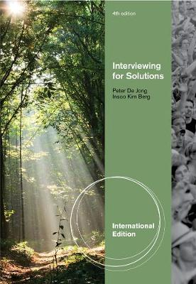 Interviewing for Solutions, International Edition (Paperback)