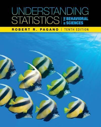 Cengage Advantage Books: Understanding Statistics in the Behavioral Sciences, Loose-Leaf Version