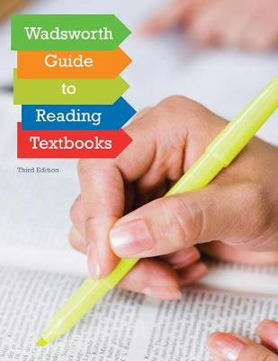 The Wadsworth Guide to Reading Textbooks (Paperback)