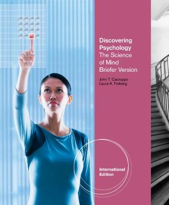 Discovering Psychology: The Science of Mind, Briefer Version, International Edition (Paperback)