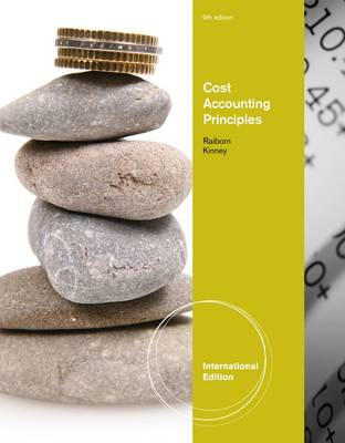 Cost Accounting Principles (Paperback)