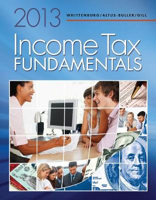 Income Tax Fundamentals 2013 (with H&R BLOCK At Home (TM) Tax Preparation Software CD-ROM)