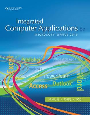 Integrated Computer Applications (Paperback)