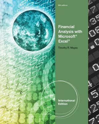 Financial Analysis with Microsoft (R) Excel (R), International Edition (Paperback)