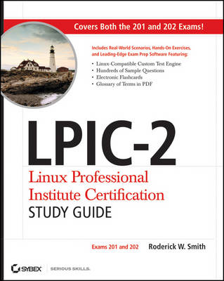 Lpic-2: Linux Professional Institute Certification Study Guide  (Exams 201 and 202) (Paperback)
