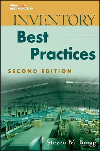 Inventory Best Practices (Hardback)