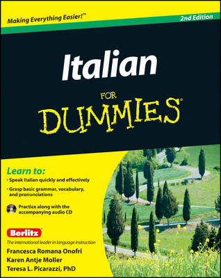 Italian For Dummies (Paperback)
