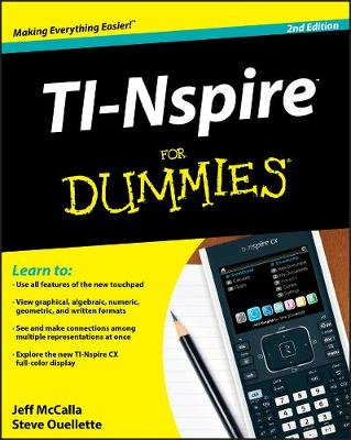 TI-Nspire For Dummies (Paperback)