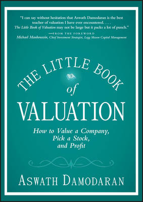 The Little Book of Valuation: How to Value a Company, Pick a Stock and Profit - Little Books. Big Profits (Hardback)