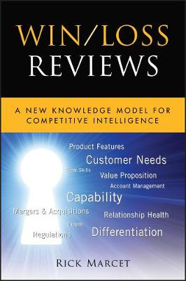 Win / Loss Reviews: A New Knowledge Model for Competitive Intelligence - Microsoft Executive Leadership Series (Hardback)