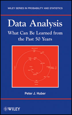 Data Analysis: What Can Be Learned From the Past 50 Years - Wiley Series in Probability and Statistics (Hardback)
