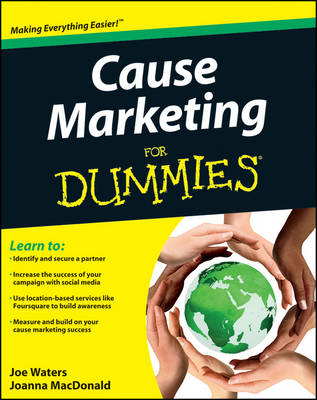 Cause Marketing For Dummies (Paperback)