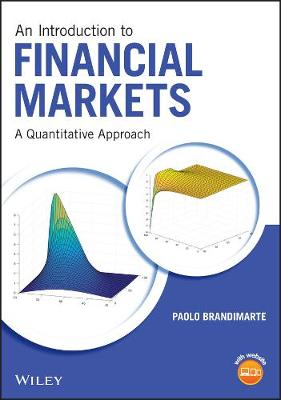 Cover An Introduction to Financial Markets: A Quantitative Approach