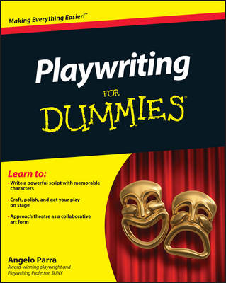 Playwriting For Dummies (Paperback)