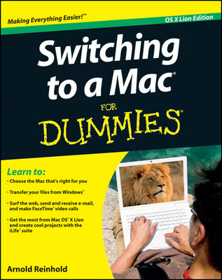 Switching to a Mac For Dummies (Paperback)