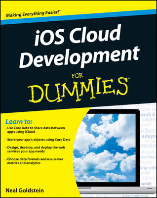 IOS Cloud Development For Dummies (Paperback)