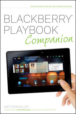 BlackBerry PlayBook Companion (Paperback)