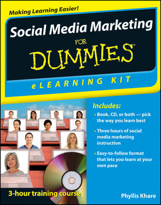 Social Media Marketing eLearning Kit For Dummies (Paperback)
