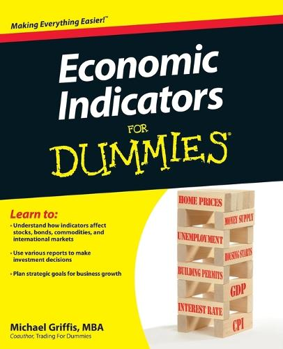 Economic Indicators For Dummies (Paperback)