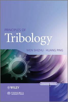 Principles of Tribology (Hardback)