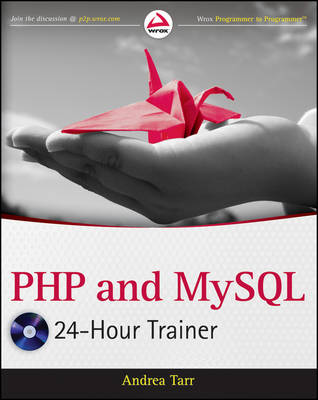 PHP and MySQL 24-Hour Trainer (Paperback)