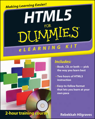HTML5 ELearning Kit for Dummies (Paperback)